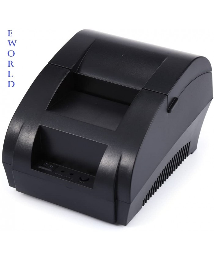 High Speed Usb Port 58Mm Thermal Receipt Printer Pos Printer Low Noise Mini Printer